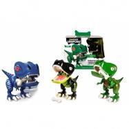 Zoomer Tlamosaurus, 3 druhy