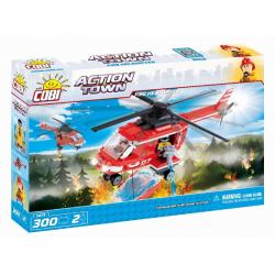 Action Town. Helikopter Straży Pożarnej