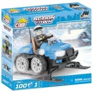 Cobi 1544 ACTION TOWN – Policejní sněžný skútr 100 k, 1 f