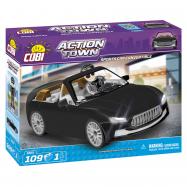 Cobi 1803 ACTION TOWN – Závodní auto, 109 k, 1 f