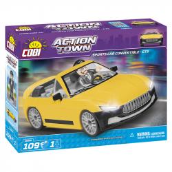Cobi 1804 ACTION TOWN – Závodní auto GTS, 109 k, 1 f