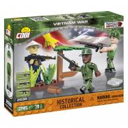 COBI 2038 Figurky vojáků World War II Vyberte si: Vietnamská válka