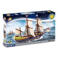Cobi 21077 Smithsonian Loď Mayflower, 640 k, 3 f