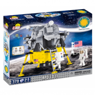 Cobi 21079 Smithsonian Apollo 11, 370 k, 2 f