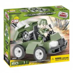 Cobi 2152 SMALL ARMY - Podpůrné vozidlo pěchoty 60 k, 1 f