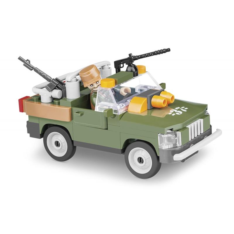 Cobi 2157 SMALL ARMY – Taktické podpůrné vozidlo 90 k, 1 f