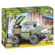Cobi 2160 SMALL ARMY - 4WD Pickup 150 k, 2
