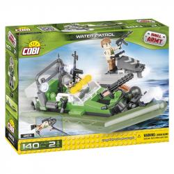 Cobi 2163 SMALL ARMY – Vodní patrola 140 k, 2 f