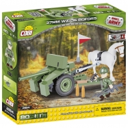 Cobi 2184 Small Army II WW 37 mm Bofors vzor 36