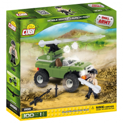 Cobi 2198 Small Army Raketomet