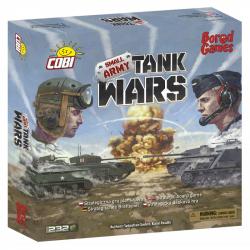 Cobi 22104 SMALL ARMY – Stolná hra Tank Wars, 232 k