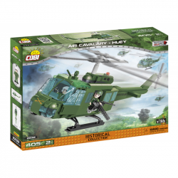 Cobi 2232 SMALL ARMY – Air Cavalary – Huey, 405 k, 2 f