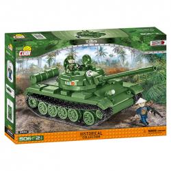 Cobi 2234 SMALL ARMY – Medium Tank T-55 MBT, 506 k, 2 f