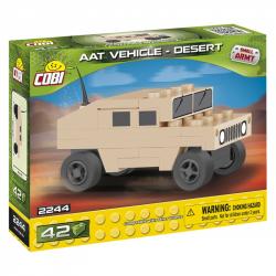 Cobi 2244 SMALL ARMY Nano Humvee pouštní, 42 k