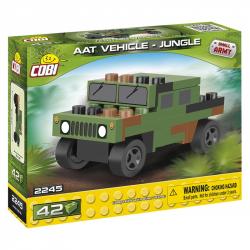 Cobi 2245 SMALL ARMY Nano Humvee džungle, 42 k