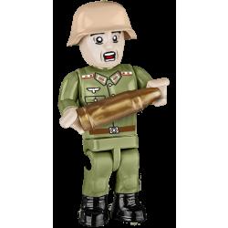 COBI 2252 World War II Nemecké protitankové delo 7,5 cm PaK 40