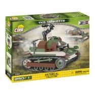 Cobi 2383 SMALL ARMY – II WW Tanknette 250 k, 1 f