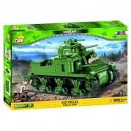 Cobi 2385 SMALL ARMY - II WW M3 Lee Grant, 530 k, 2 f
