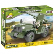 Cobi 2387 SMALL ARMY – II WW 37 mm GMC M6 Fargo, 250 k, 1 f