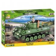 Cobi 2389 SMALL ARMY – II WW M18 Hellcat, 460 k, 2 f