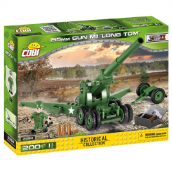 Cobi 2394 Klocki Historical Collection 155 mm Gun M1 Long Tom
