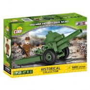 Cobi 2395 SMALL ARMY - II WW Howitzer M-30, 72 k, 1 f