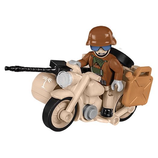 COBI 2397 World War II Motorka BMW R75