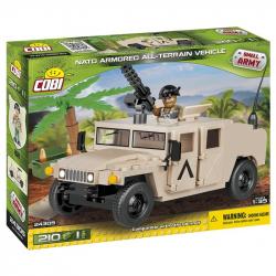 Cobi 24305 NATO terénní vozidlo pouštní, 210 k, 1 f