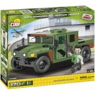 Cobi 24306 NATO terénní vozidlo zelené, 170 k, 1 f