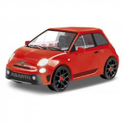Stavebnica Fiat Abarth 595, 1:35, 71 k