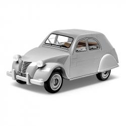 Stavebnica Citroen 2CV typ A (1949), 1:35, 80 k