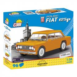 COBI 24522 Youngtimer Automobil Polski Fiat 125p