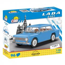 Cobi 24526 Youngtimer Lada 2101, 1:35, 96 k
