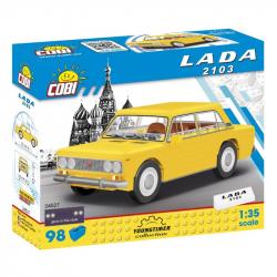 Cobi 24527 Youngtimer Lada 2103, 1:35, 98 k
