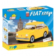 Cobi 24530 Youngtimer Polski Fiat 126p, 1:35, 71 k