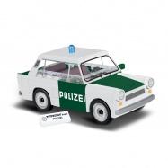 stavebnice TRABANT 601 Polizei, 1:35, 82 k