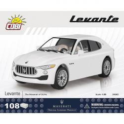 Cobi 24560 Maserati Levante, 1:35, 108 k