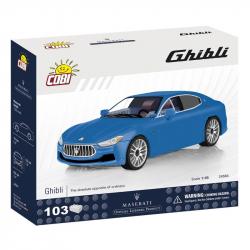 Cobi 24564 Maserati Ghibli, 1:35, 103 k