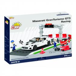 Cobi 24567 Maserati GranTurismo GT3 Racing, 1 : 35, 300 k, 2 f