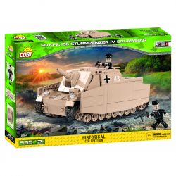 Cobi Small Army Sd.Kfz.166 Sturmpanzer IV Brummbr