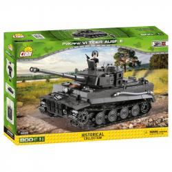COBI 2538 World War II Německý těžký tank PzKpfW Panzer VI Tiger ausf. E