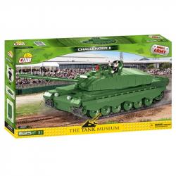 Cobi 2614 Small Army czołg Challenger 2