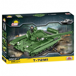 COBI 2615 Small Army T-72 M1 radziecki czołg podstawowy