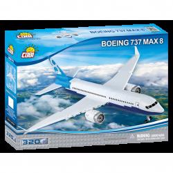 Cobi Boeing 737 MAX 8