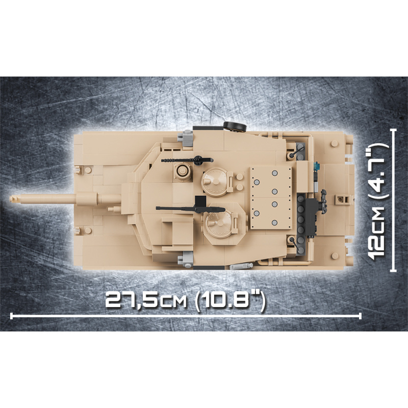 COBI 2619 Armed Forces Tank M1A2 ABRAMS