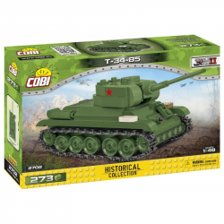 Cobi 2702 SMALL ARMY – T-34/85, 1:48, 273 k