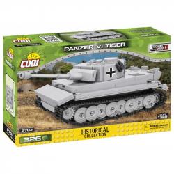 Cobi 2703 SMALL ARMY – Panzer VI Tiger, 1:48, 326 k