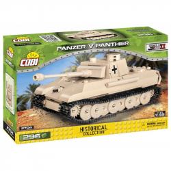 Cobi 2704 SMALL ARMY – Panzer V Panther, 1:48, 296 k