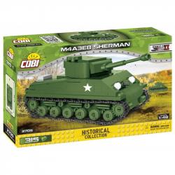Cobi 2705 SMALL ARMY – Sherman M4A3E8, 1:48, 315 k