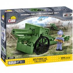 Small Army Field Howitzer 1917 francuska haubica Small Army Field Howitzer 1917 francuska haubica